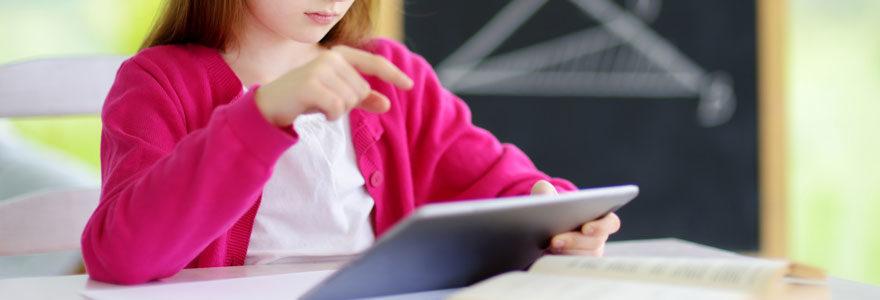 Nouvelles technologies enseignement
